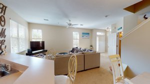 4015 Burlwood Rd  Sarasota FL 34233 Living Room