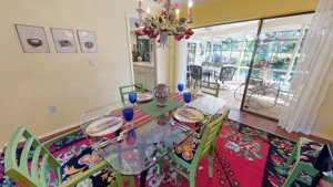 4940 Rutland Gate in The Meadows - Sarasota, FL 34235 Dining Room