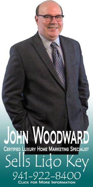 John Woodward sells Lido Key in Sarasota, Florida
