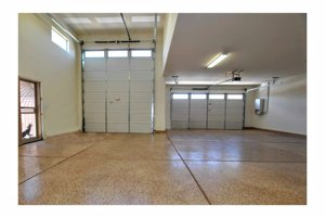 Surprise RV Garage Homes - Photo of the inside of an RV Garage in Surprise AZ