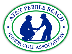 AT&T Pebble Beach Junior Golf Association Logo