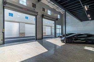 Monterey Luxury Car Condo Interior