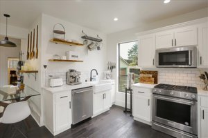 Remodeled Kitchen in Pacific Grove