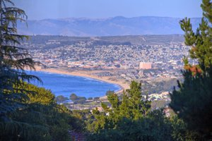 Monterey Ocean View home for sale