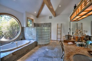 Monterey Luxury Estate bathroom