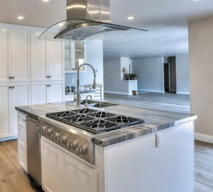 Pebble Beach Designer Kitchen