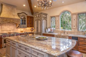 Pebble Beach Luxury Kitchen