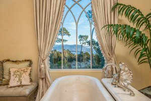 A tub with a view Pebble Beach