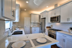 Pebble Beach Ocean View Home for sale kitchen remodel