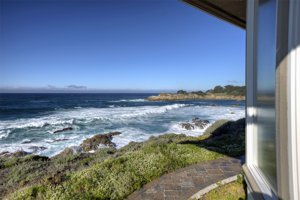 Waterfront ocean view condo on the Monterey Peninsula