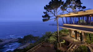 Highlands Inn in the Carmel Highlands