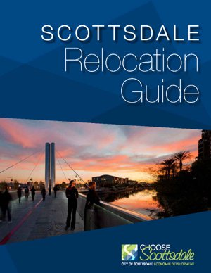 Scottsdale Relocation Guide 2017 Cover