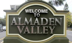 Welcome to Almaden Valley neighborhoods 95120