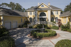 Waterfront home dataw beaufort sc for sale