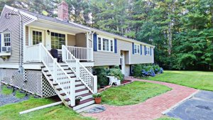 Home for Sale 458 Winter St, Hanson MA 02341 - $449,900 - 3 BD 2 BA