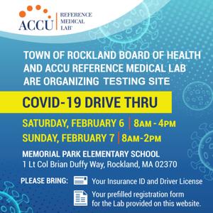 Rockland ACCU COVID-19 Testing Site