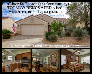 Sunriver St George resale home