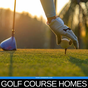 Golf Course Homes St George Utah