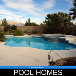 Pool Homes St George Utah
