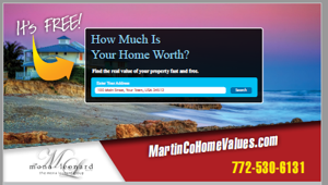 Martin County and Stuart Home Values