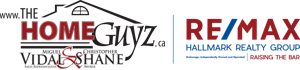 Ottawa Real Estate The Home Guyz Logo