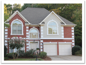 Picture of what a typical Dunwoody Home for Sale might look like