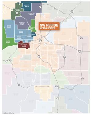 NW Suburban Denver
