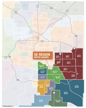 SE Suburban Denver Neighborhoods