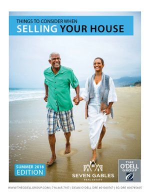 Selling a Home Summer 2018 Guide