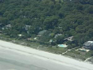sea pines oceanfront homes