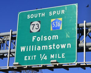 Folsom NJ Sign Joe wiessner
