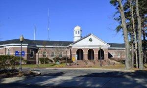 Hamilton Township 08330 Municipal Building