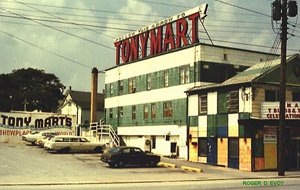 Tony Mart's Somers Point