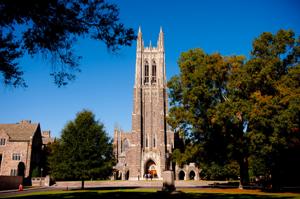 Durham NC Duke University