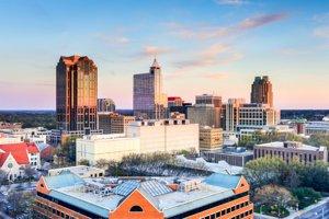 Raleigh NC Downtown