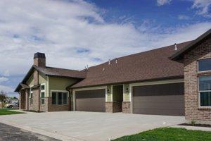 Dignity Cottages 2 Car Garages Mapleton Utah