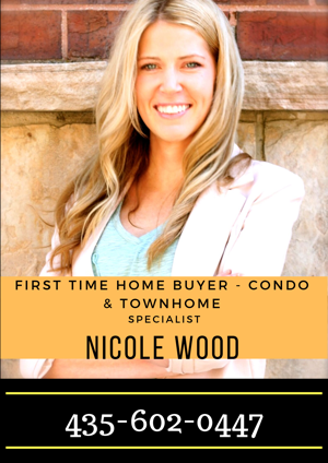Nicole Wood first time home buyer specialist