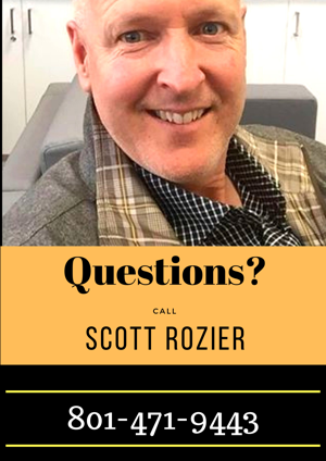 Scott Rozier Traverse Mountain Utah home expert