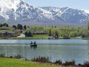 Spanish Fork Utah views of mountains
