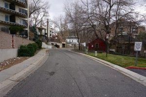 Capitol Hill neighborhood SLC