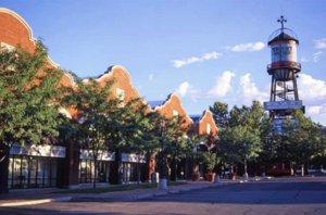 Central City neighborhood SLC