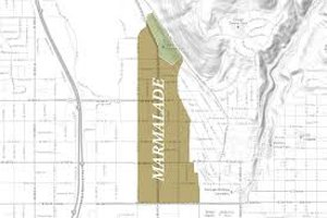 Marmalade map Sale Lake City