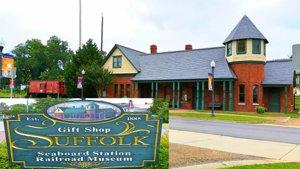 Suffolk VA Houses For Sale Train