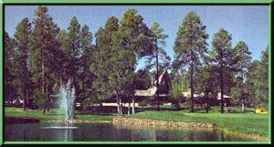 The Beauty of Pinetop Country Club