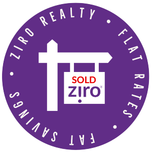 Sell your home with Ziro Realty