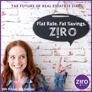 Flat Rate Real Estate from Ziro Realty Windermere
