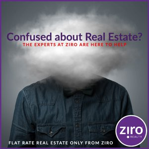 cash back at closing from Ziro Realty