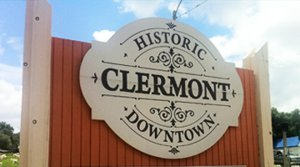 Historic Dowtown Clermont Florida Real Estate Listings