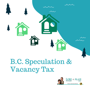 BC Speculation and Vacancy Tax