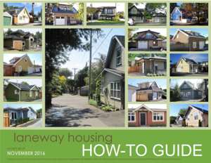 Laneway house building guide